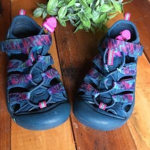 KEEN Kid's Seacamp Sandals - Purple